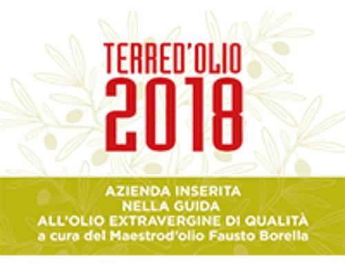 Terre d'Olio – Guida all'olio extravergine di qualitàA cura di Fausto Borrella